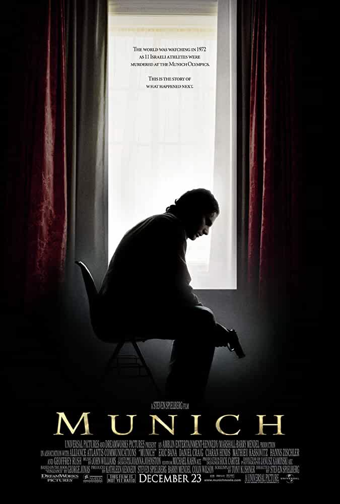 Munich (2005) Hindi Dubbed