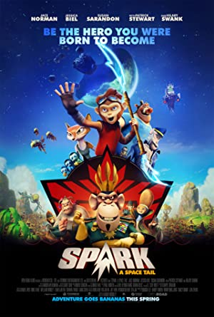 Movie Spark: A Space Tail (2016)