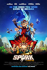 Assistir Spark: A Space Tail Online