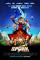 Spark: A Space Tail (2016) Poster