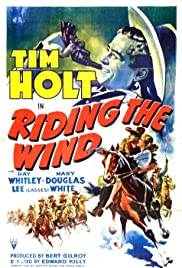 Riding the Wind Poster