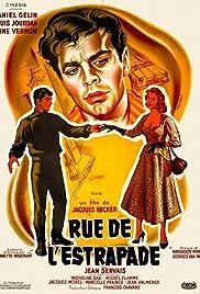 Rue de l'Estrapade Poster