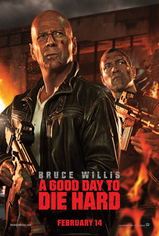 Die Hard 5: A Good Day to Die Hard 2013 Movie BluRay Dual Audio Hindi Eng 300mb 480p 1GB 720p 3GB 7GB 1080p