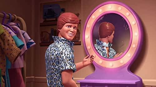 Toy Story 3: Ken's Dating Tips #1