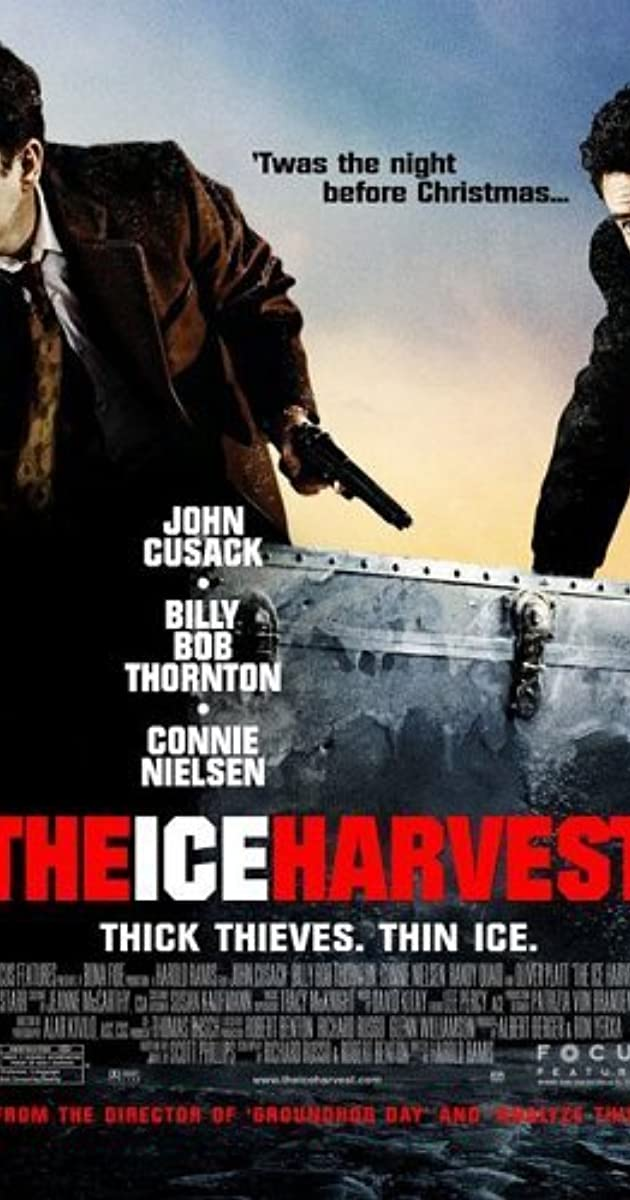 Subtitle of The Ice Harvest