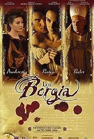 Lluís Homar, Sergio Peris-Mencheta, and María Valverde in Los Borgia (2006)