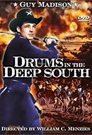 Drums in the Deep South Poster
