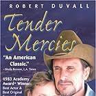 Robert Duvall and Tess Harper in Tender Mercies (1983)