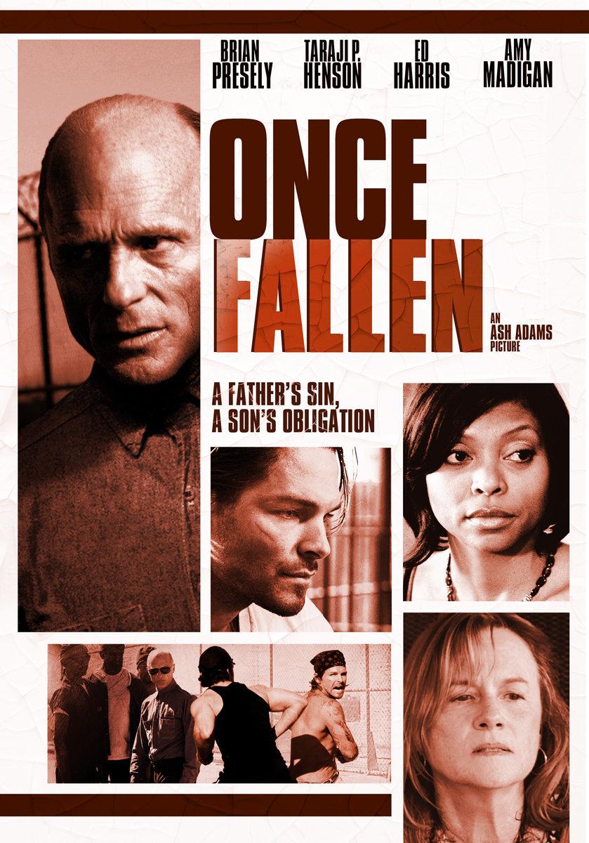Ed Harris in Once Fallen (2010)
