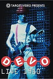 Devo: Live 1980 Poster