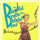 Betty Grable in The Beautiful Blonde from Bashful Bend (1949)
