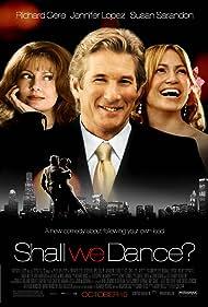 Shall We Dance? (2004) Poster - Movie Forum, Cast, Reviews