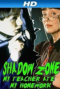 Primary photo for Shadow Zone: My Teacher Ate My Homework