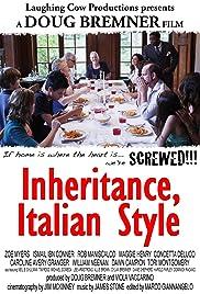 Inheritance, Italian Style Poster