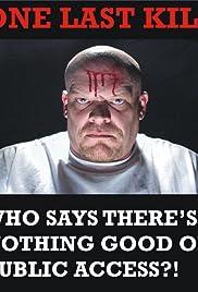 One Last Kill Poster