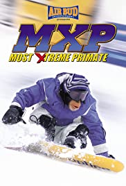 MXP: Most Xtreme Primate Poster