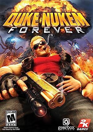 Action Duke Nukem Forever Movie