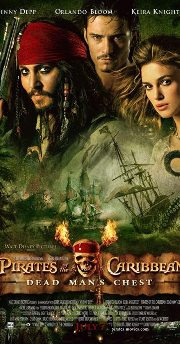 Pirates Of The Caribbean Dead Man S Chest 2006 Imdb