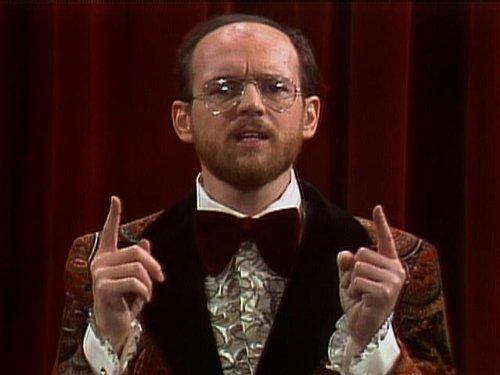 Michael O'Donoghue in Saturday Night Live (1975)