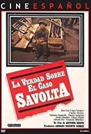 The Truth on the Savolta Affair Poster