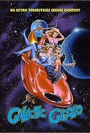 Galactic Gigolo Poster