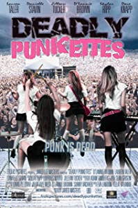 Movie latest free download Deadly Punkettes by Jared Masters [h264]