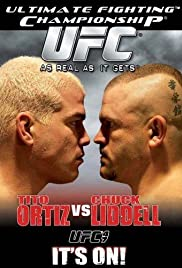 UFC 47: It's On! Poster