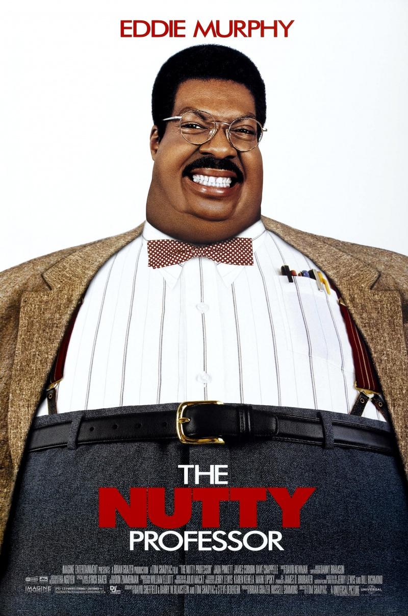 The Nutty Professor (1996) - IMDb