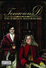 Tenacious D: The Complete Masterworks Poster