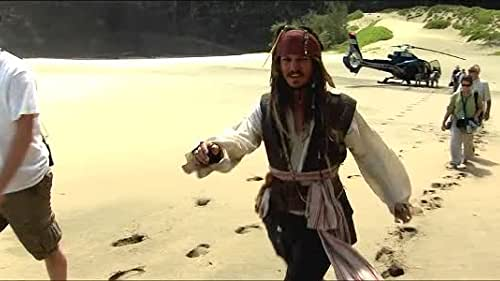 Geoffrey Rush on Pirates of the Caribbean: On Stranger Tides