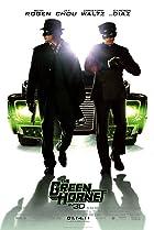 The Green Hornet (2011) Poster