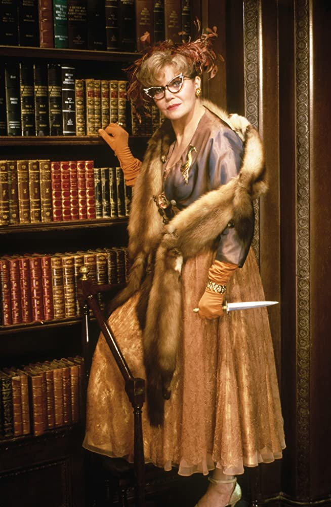 Eileen Brennan in Clue (1985)