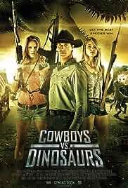 Watch Movie Cowboys vs Dinosaurs (2015)
