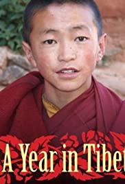 A Year in Tibet Poster