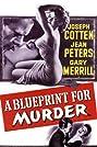 A Blueprint for Murder (1953) Poster
