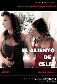 El aliento de Celia Poster