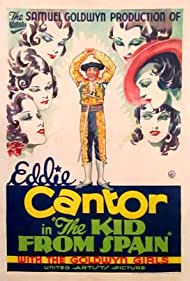 The Kid from Spain (1932) Poster - Movie Forum, Cast, Reviews