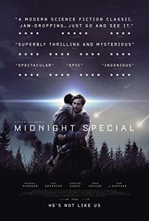 Midnight Special film Poster