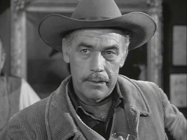 Stuart Randall in Lawman (1958)