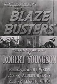 Blaze Busters (1950)