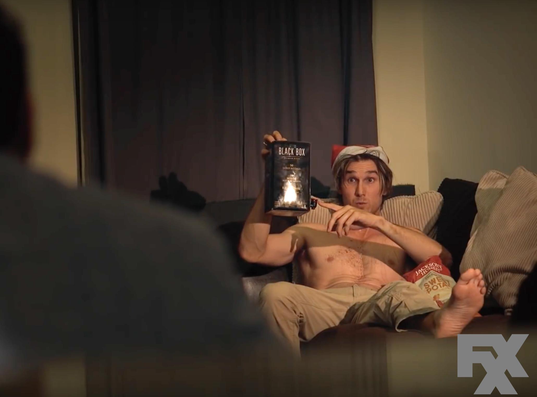 Landon Ashworth in Comedy Sketch TV Time, Okay? (2011)