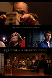 Quest for a Different Outcome Poster