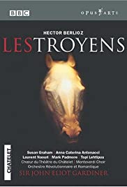 Les troyens Poster