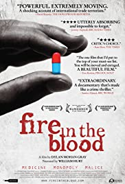 Fire in the Blood (2013) Poster - Movie Forum, Cast, Reviews
