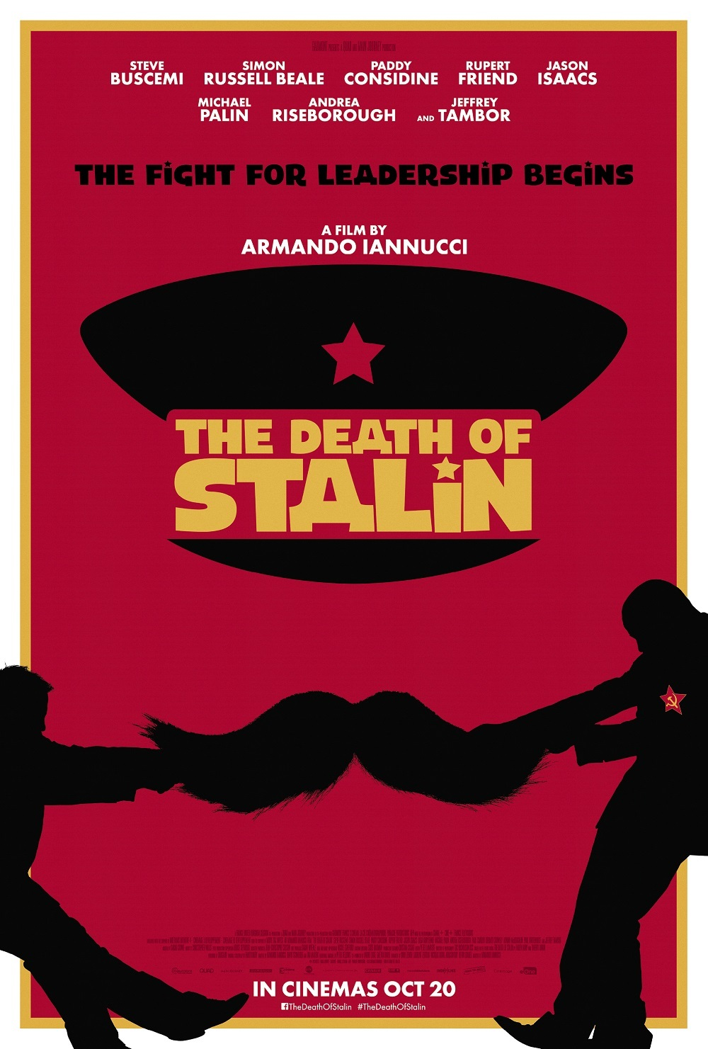 The Death of Stalin (2017) BluRay 480p, 720p & 1080p