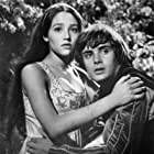 Olivia Hussey and Leonard Whiting in Romeo and Juliet (1968)