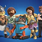 Jim Gaffigan, Daniel Radcliffe, Gabriel Bateman, and Anya Taylor-Joy in Playmobil: The Movie (2019)