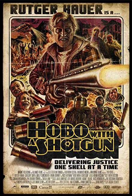 Film: Kelle Koltukta - Hobo with a Shotgun