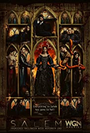 Salem Poster - TV Show Forum, Cast, Reviews