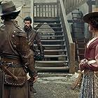 Santiago Cabrera, Tamla Kari, and Howard Charles in The Musketeers (2014)
